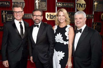 Kevin Reilly David Levy The 22nd Annual Screen Actors Guild Awards - Red Carpet