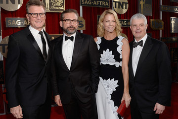 Kevin Reilly David Levy 22nd Annual Screen Actors Guild Awards - Red Carpet