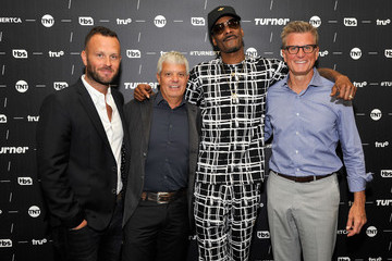 Kevin Reilly TCA Turner Summer Press Tour 2017 - Green Room