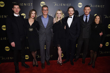 Kevin Reilly New York Premiere of TNT's 'The Alienist' - Arrivals