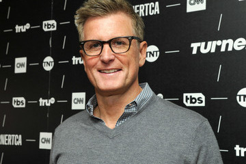 Kevin Reilly TCA Turner Winter Press Tour 2017 Green Room