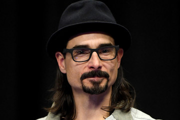 Kevin Richardson SiriusXM's the Highway Channel Broadcasts Backstage Leading Up to the Academy of Country Music Awards at the T-Mobile Arena