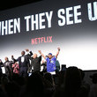Kevin Richardson World Premiere Of Netflix's 'When They See Us'