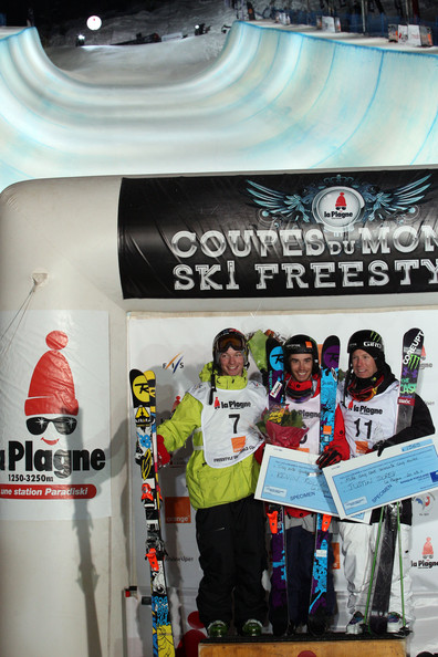 FIS Freestyle Skiing World Cup - Men and Women's Half Pipe