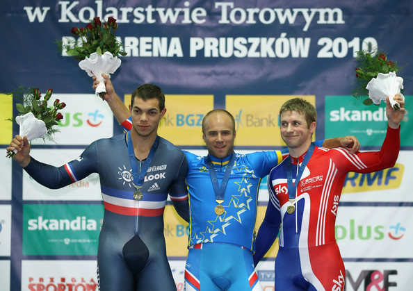 Kevin Sireau - European Elite Track Cycling Championships - Day Two