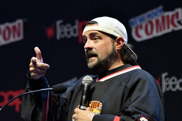 Kevin Smith 2017 New York Comic Con - Day 1