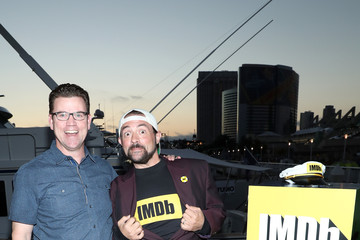 Kevin Smith The #IMDboat Party At San Diego Comic-Con 2018, Sponsored By Atom Tickets