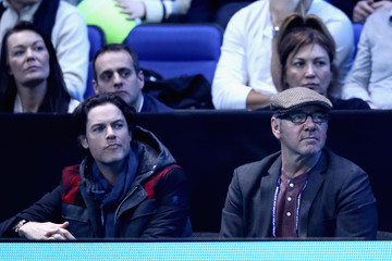 Kevin Spacey Day Seven - Barclays ATP World Tour Finals