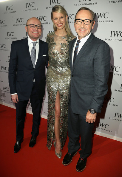 Arrivals at IWC Inside the Wave Gala Event