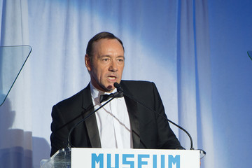 Kevin Spacey Kevin Spacey Honored in New York City — Part 2