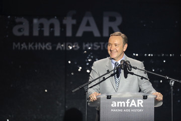 Kevin Spacey amfAR's 23rd Cinema Against AIDS Gala - Show