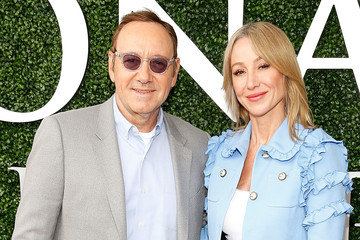 Kevin Spacey The Stronach Group Owner's Chalet at 142nd Preakness Stakes