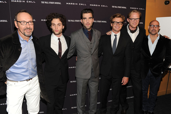 Kevin Spacey and Zachary Quinto Photos - 1 of 33