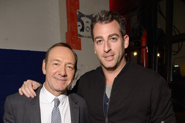 "Kevin Spacey 2014 Tribeca Film Festival After Party For ""Now - In The Wings On A World Stage"" At, The General"