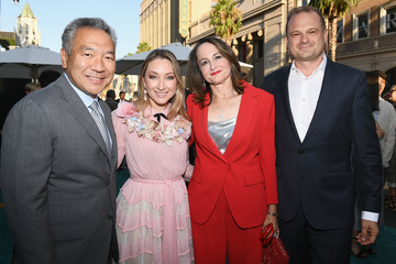 Kevin Tsujihara Warner Bros. Pictures' 'Crazy Rich Asians' Premiere - Red Carpet
