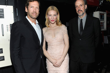 Kevin Ulrich Backstage at the Gala Tribute to Cate Blanchett