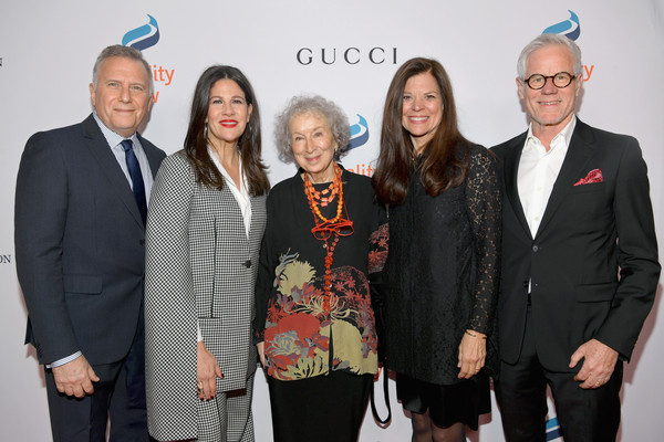Equality Now's Make Equality Reality Gala 2018 [event,community,fashion,award,team,tourism,business,employment,paul reiser,kevin wall,susan smalley,margaret atwood,paula ravets,equality nows make equality reality gala,l-r,the beverly hilton hotel,california,equality nows make equality reality gala 2018]