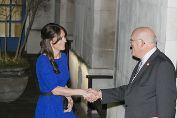 Kevin Williams The Duchess of Cambridge Attends The Fostering Excellence Awards