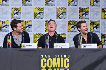 Kevin Williamson Comic-Con International 2018 - 'Tell Me A Story' Panel