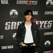 Kevin Woo Paramount Pictures And Dim Mak Collaboration Launch To Celebrate The Release Of 'Snake Eyes: G.I. Joe Origins