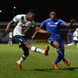 Kevin Wright Tottenham Hotspur U21 v Chelsea U21: Barclays U21 Premier League International Cup