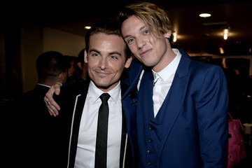 Kevin Zegers Jamie Campbell Bower 'The Mortal Instruments: City of Bones' Premieres in Hollywood — Part 2