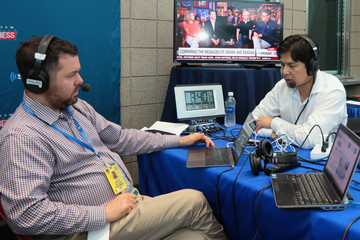 Kevin de Leon SiriusXM's Coverage of the Democratic National Convention Goes Gavel-to-Gavel
