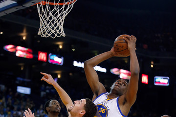 Kevon Looney Dallas Mavericks v Golden State Warriors