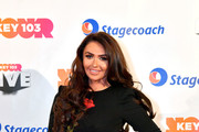 Charlotte Dawson attends Key 103 Live held at the Manchester Arena on November 9, 2017 in Manchester, England.