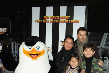 Keytt Lundqvist 'Penguins of Madagascar' Premiere
