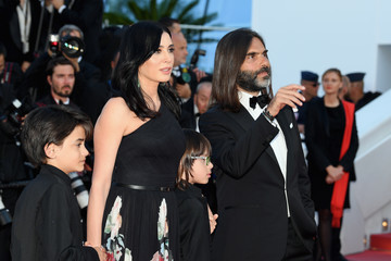 Khaled Mouzanar Closing Ceremony And 'The Man Who Killed Don Quixote' Red Carpet Arrivals - The 71st Annual Cannes Film Festival