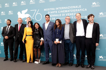 """Khalid Abdulrhim """"The Perfect Candidate"""" Photocall - The 76th Venice Film Festival"""