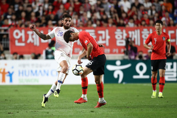 Ki Sung-Yueng South Korea v Chile - International Friendly