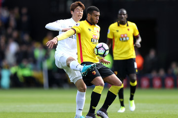 Ki Sung-Yueng Watford v Swansea City - Premier League
