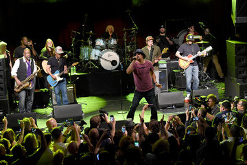 Kid Rock Live Nation Celebrates National Concert Day At Their 2015 Summer Spotlight Event Presented By Hilton