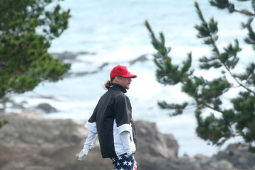 Kid Rock AT&T Pebble Beach National Pro-Am - Round Three