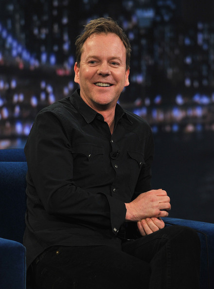Kiefer Sutherland - Wallpapers