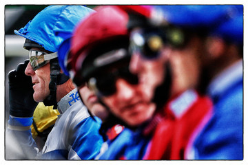 Kieren Fallon Ascot Races - Alternative View