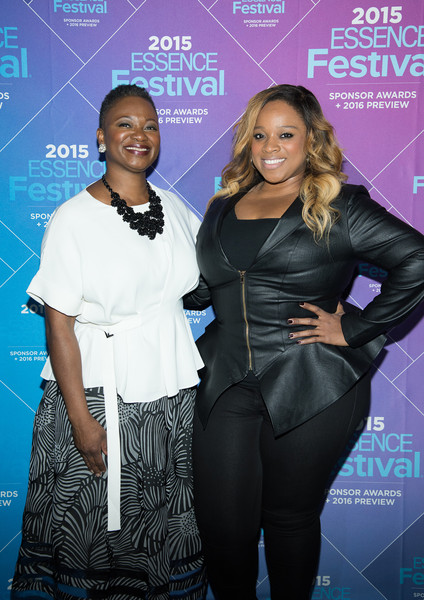 2015 ESSENCE Festival Sponsor Awards - Red Carpet