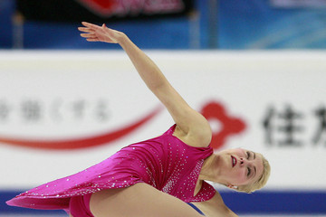 Kiira Korpi Rostelecom Cup ISU Grand Prix of Figure Skating 2012 - Day Two