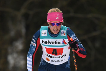 Kikkan Randall Women's Cross Country Relay - FIS Nordic World Ski Championships