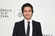 """Nat Wolff attends the """"The Kill Team"""" screening during the 2019 Tribeca Film Festival at BMCC Tribeca PAC on April 27, 2019 in New York City."""