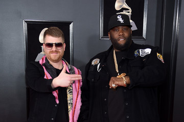 Killer Mike 60th Annual GRAMMY Awards - Arrivals