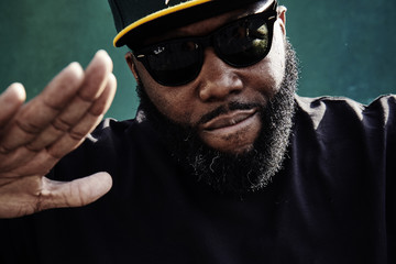 Killer Mike Ray Ban Studios At All Points East Festival 2019