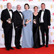 Kim Bodnia Virgin Media British Academy Television Awards 2019 - Press Room