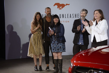 Kim Cape Parsons Design Lab for Mustang Unleashed