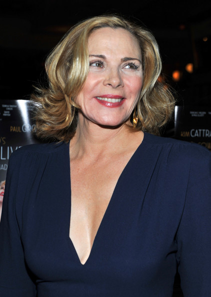 "Kim Cattrall Photos - ""Private Lives"" Broadway Opening ... Kim Cattrall Dated"