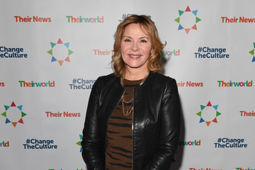Kim Cattrall International Women's Day Breakfast 2018
