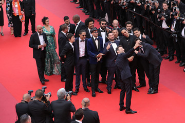 Kim Chapiron 'Les Miserables' Red Carpet - The 72nd Annual Cannes Film Festival