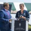 Kim Clijsters International Tennis Hall Of Fame Class Of 2018 Induction Ceremony